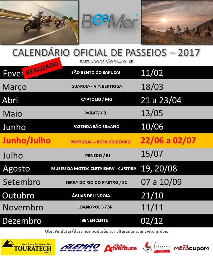 CALENDÁRIOPASSEIOS2017-savethedate