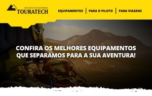 Explore as possibilidades! TOURATECH