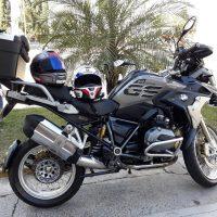 """Vendo BMW R 1.200 GS Premium Exclusive, 11.000/km Moto =  """"0km"""""""
