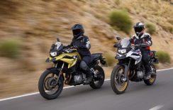 BMW Motorrad apresenta a nova F 850 GS para a mídia internacional