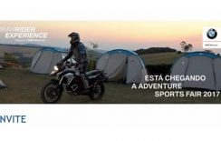 BMW Motorrad estará presente na Adventure Sport Fair – de 27 a 29/10/17