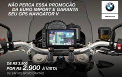 Garanta seu GPS Navigator V – Promoção da Euro Import