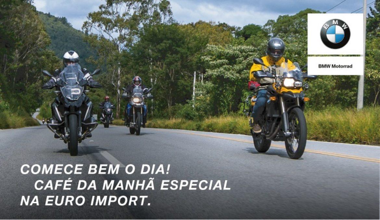 Participe do Café Rider na Euro Import Londrina