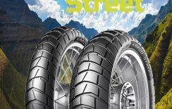 Alemão Pneus informa: Metzeler lança o novo pneu Karoo Street