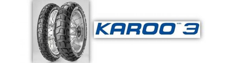 KAROO 3 – Conheça as qualidades desse pneu