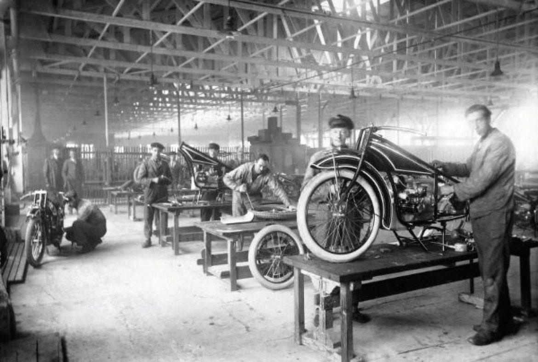 Motores BMW Boxer – um século de uma história visionária e potente