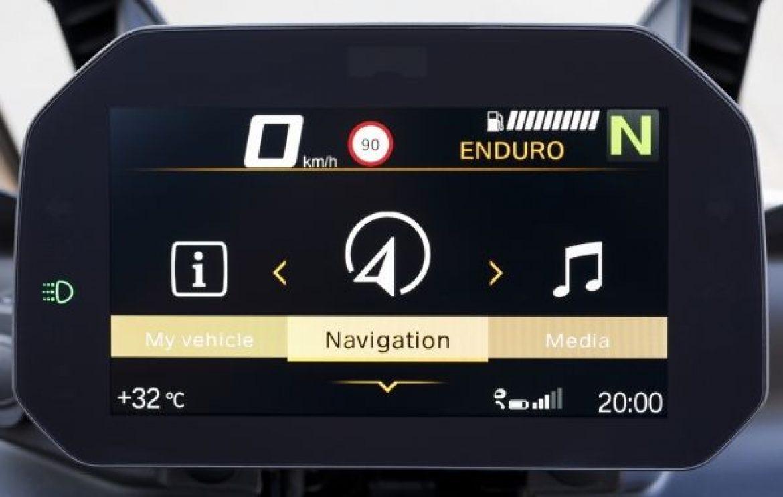 Sistema interativo BMW Motorrad Connectivity chega ao Brasil