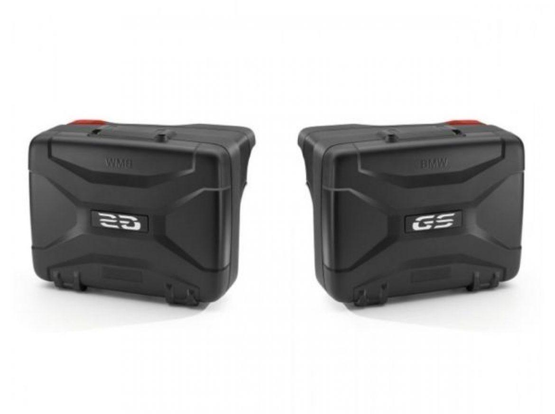 BMW Motorrad Brasil oferece acessórios originais para os modelos F 750 GS e F 850 GS