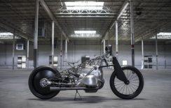Protótipo de motor da BMW Motorrad inspira customizadores americanos