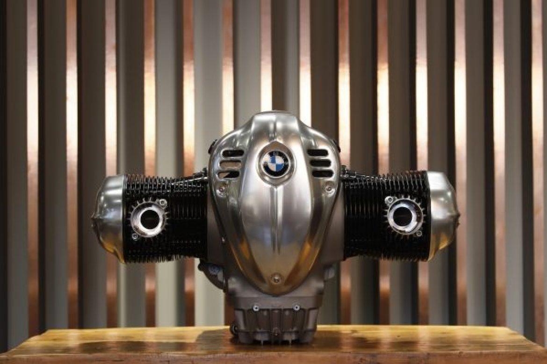 BMW Motorrad apresenta novo motor Big Boxer do conceito R18