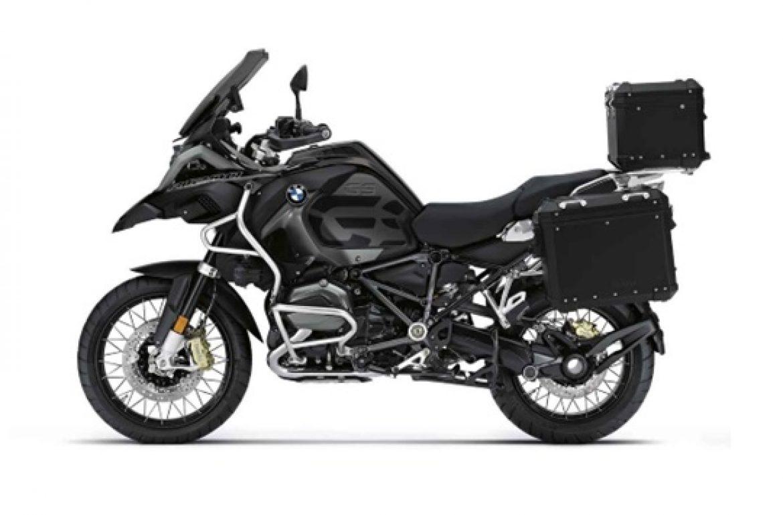 BMW Motorrad lança equipamentos de personalização para motocicletas R 1200 GS e GS Adventure no Brasil
