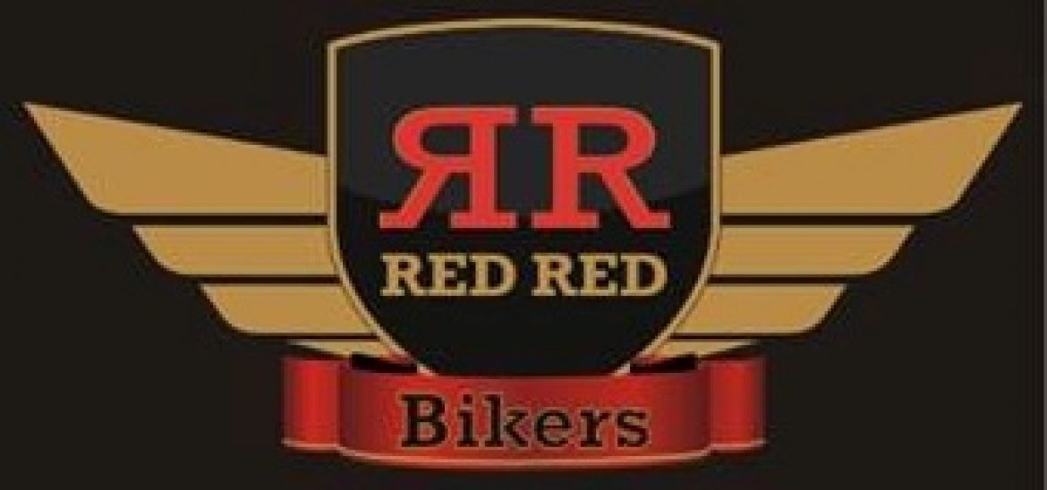 Drop Red Red Bikers