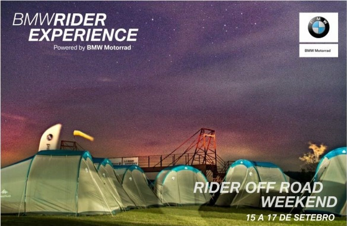 BMW Rider Off Road Weekend – Setembro