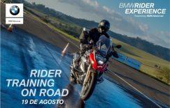BMW Rider Training On Road – Agosto