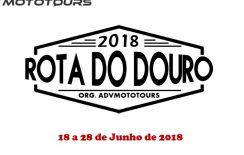 Rota do Douro – Portugal – de 18 a 28/Junho/2018