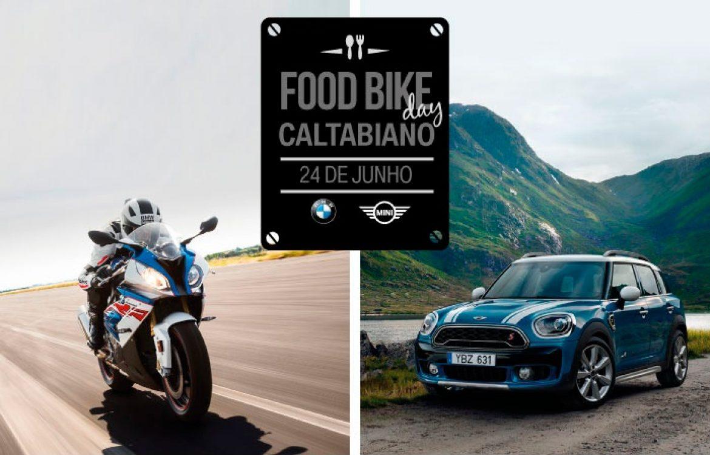 Food Bike Day Caltabiano. BMW Motorrad e MINI com condições especiais.