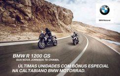 BMW R 1200 GS com parcelas a partir de R$ 769 na Caltabiano | Faça um test ride