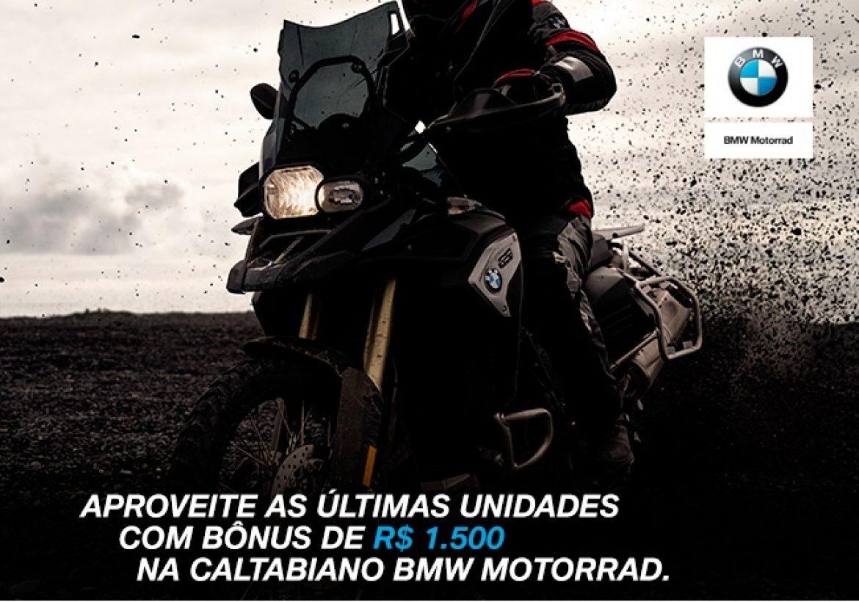BMW F 800 GS Adventure com BÔNUS especial na Caltabiano | Faça um test ride