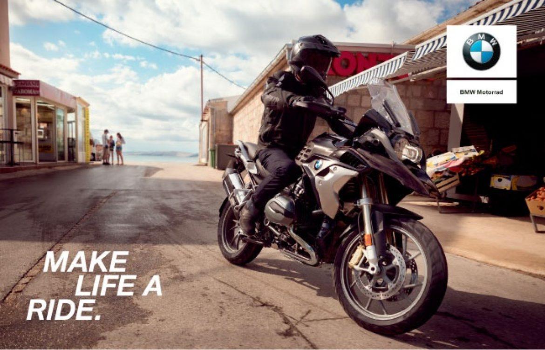 BMW MOTORRAD: R1200 GS 18/18 Com Top Case GRÁTIS – Caltabiano