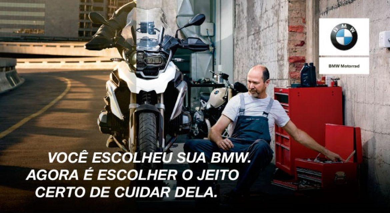 Confira os pacotes de REVISÕES da Caltabiano BMW Motorrad l Agende seu horário