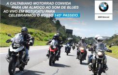 Passeio Caltabiano BMW Motorrad: Destino Botucatu-SP 25/05