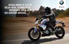 Reserve sua BMW G 310 na Grand Brasil