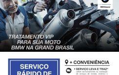 Grand Brasil – Promoção na troca de óleo