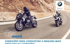 Confira as ofertas de BMW Motorrad na Grand Brasil