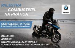 Grand Brasil – Palestra Combustível na prática- Faça sua inscrição