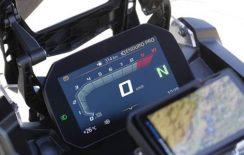 Painel digital interativo BMW Motorrad Connectivity leva conectividade a um novo patamar
