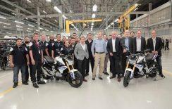 Nova BMW G 310 R começou a ser produzida em Manaus