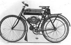 Afinal, qual é a primeira motocicleta boxer?