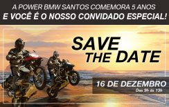 Aniversário Power BMW Santos