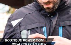 Boutique Power com Nova Coleção BMW.  Venha conferir!