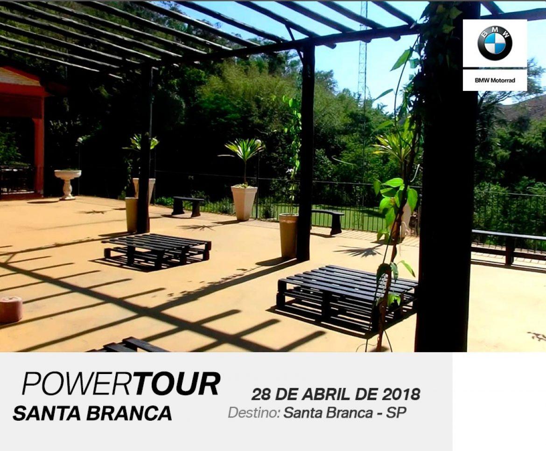 Power de Santos convida para um passeio para Santa Branca