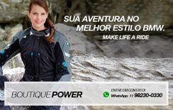 Sua aventura no melhor estilo BMW – Power BMW