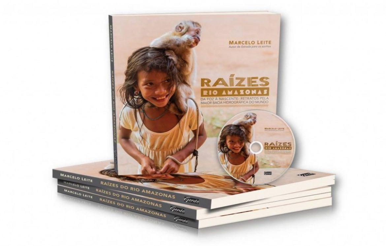 Livro Raízes do Rio Amazonas e Estrada para os Sonhos com desconto especial para BeeMers